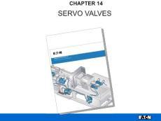 【液压精品培训资料】派克:伺服阀 servo vavles 滑阀 闭环控制