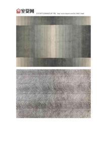 3DMAX贴图网-条纹地毯