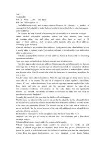 新闻英语视听说(1)听力原文及答案