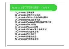 【还算不错】Android学习资料PPT转PDF