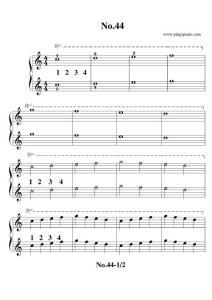 拜厄练习曲
