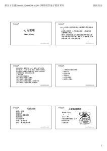 2014考研西医综合内科学-循环系统疾病