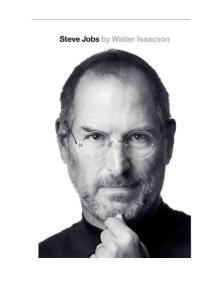 【英文原版小说】Steve Jobs A Biography 【史蒂夫乔布斯传】
