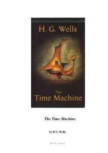 【英文原版小说】The Time Machine【时间机器】
