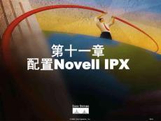 CCNA第十一章配置Novell IPXCICND10S11A
