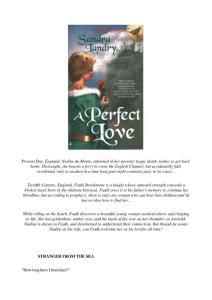 TP 37 - Sandra Landry - A Perfect Love
