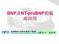 BNP及NT-proBNP的临床应用-课件,幻灯,PPT