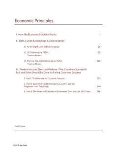 Economic Principles_Ray Dalio