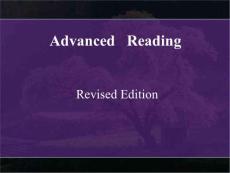 第三版研究生英语阅读教学课件