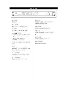 Bose_PDC音箱控制器中文说明书