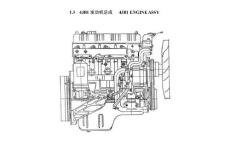 4JB1柴油发动机简介基础