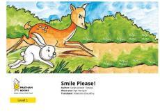 英文原版少儿读物教材Smile-Please