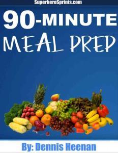 90-Minute Meal Prep - Superhero Abs