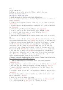 新标准大学英语综合教程4__课后答案