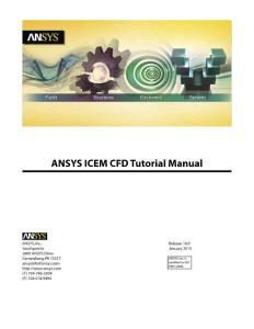 ANSYS 16.0+ICEM+CFD+Tutorial+Manual