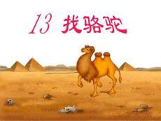 16-《找骆驼》ppt课件7