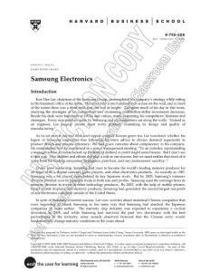 Case_Study_Samsung_Electronics