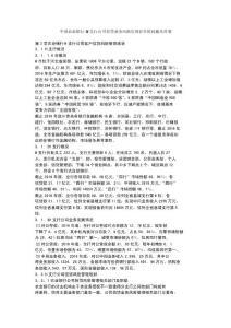 中国农业银行H支行公司信贷..