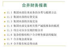 《合并报表:合并财务报表(PPT 155页)》