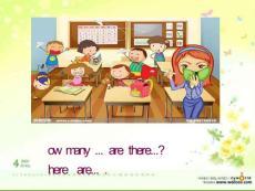 科普版英语五年级下第四课