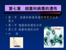 《遗传学》课程教学课件完整版