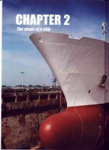 船舶概论(英语版)第二章 船舶外形