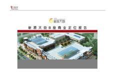 2011廊坊新源天街B座商业定位报告97p