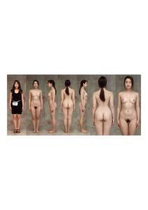 人体三视图5