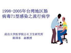1998-2005年台湾地区肠病毒71型感染之流行病学