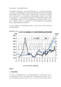 PTA期货培训:历史价格涨跌因素分析