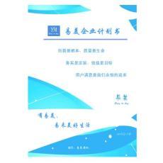 企业计划书  企业策划 市场策划 大学创业计划书