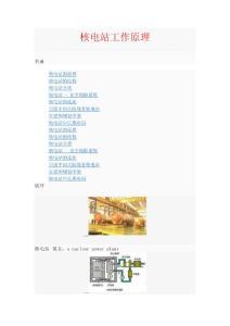 核电站工作原理.doc
