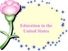 英国课件(Education in the United States)