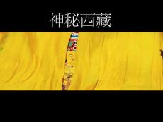 [PPT模板]西藏旅游线路培训资料