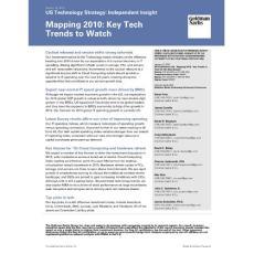 2008-2010年高盛公司云计算专题研究报告
