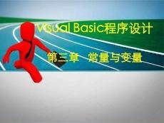 VB_常量与变量学习资料