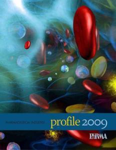 2009北美制药工业协会年度报告