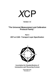 XCP -Part 3- Transport_layer_specification_xcp_on_can_1-0