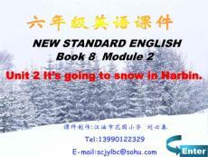 六年级英语下MODULE2-UNIT2课件