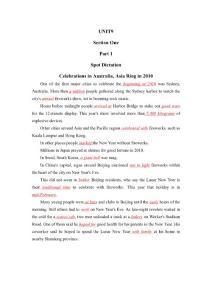 施心远主编《听力教程》3_(第2版)Unit_9答案