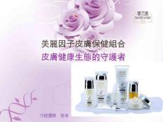 香蘭閣美麗因子皮膚保健組合PPT課件