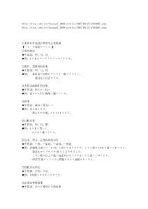 経典常用日语语法_行业用语_对日软件外包