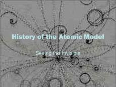 HistoryoftheAtomicModel