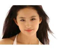 中国美女演员刘亦菲写真