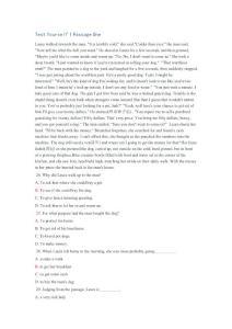 大学英语_精读第二册Test_Yourself_1题目及答案
