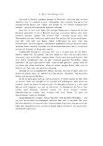 慢速德语播客第8-32 德汉对照文本资料