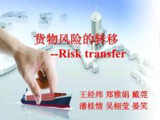 货物风险管理(国际商法)