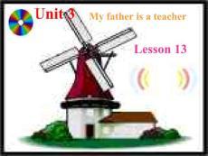 小学英语五年级lesson13 [小学英语 英语教学 PPT课件]
