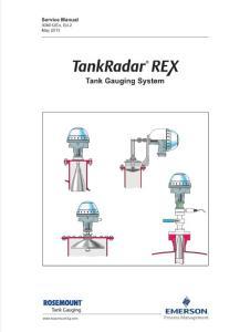 Tank Gauging System - Rosemount Tank Radar:储罐计量系统-罗斯蒙特坦克雷达