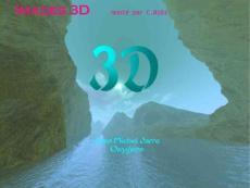 ★3D攝影美景(立体声配乐)